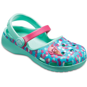 Crocs Karin Novelty Clogs Kids Mint